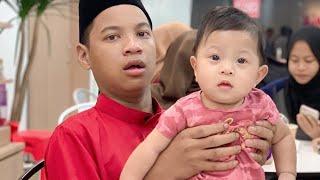 Comel Baby Ainul Mardiah | Putri Kepada Anissa & Syahmi Sazli