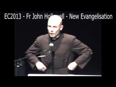 Fr Hollowell a must New Evangelisation using the pulpit, social media networking