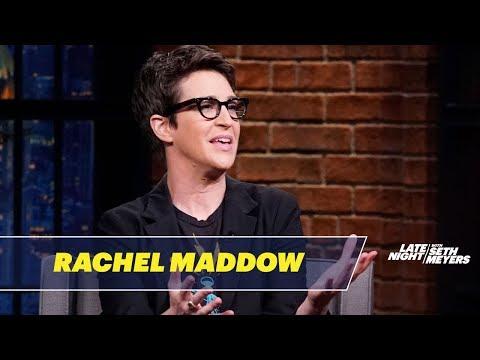 Rachel Maddow Discusses