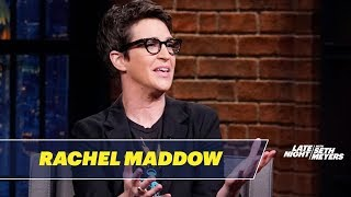 Rachel Maddow Discusses Iran's Retaliation Against the US