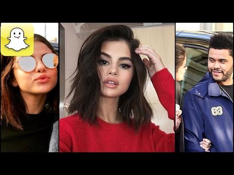 Selena Gomez - Snapchat Video Compilation (Best 2017★) thumbnail