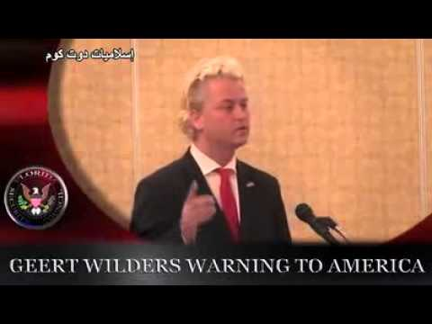The True Face of Islam - Geert Wilders warning to America