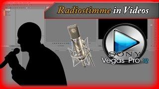 Stimme in Sony Vegas verbessern - Tutorial [HD] [GER]