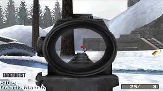 Call of Duty Modern Warfare Mobilized DS WIFI | Frostbite