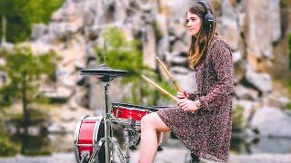 Download Lathi - Weird Genius ft. Sara Fajira - Drum Cover | TheKays