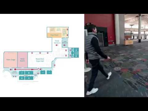 Road To RootsTech, Episode11: Venue Tour