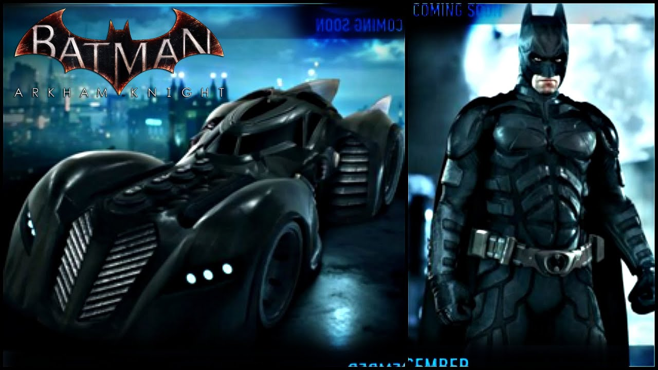 batman arkham knight december dlc revealed youtube