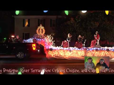 2017 Columbia TN Main Street Christmas Parade LIVE Broadcast!