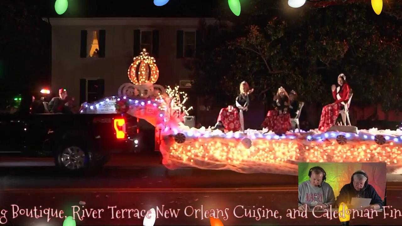 2017 Columbia TN Main Street Christmas Parade LIVE Broadcast! - YouTube