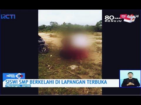 Viral Video Siswi SMP di Merangin Adu Jotos di Lapangan Terbuka - SIS 26/01