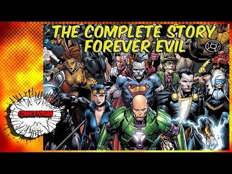 Forever Evil - Complete Story