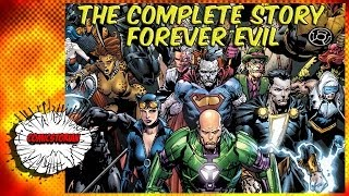 Forever Evil - Complete Story
