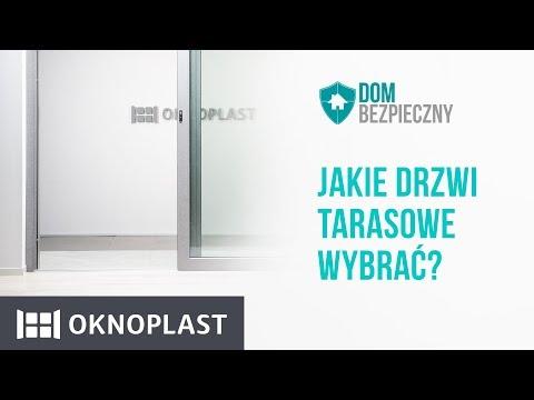 Jakie Drzwi Tarasowe Wybrać Oknoplast Youtube