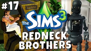 Sims 3 - Redneck Brothers #17 - Drilling the Future