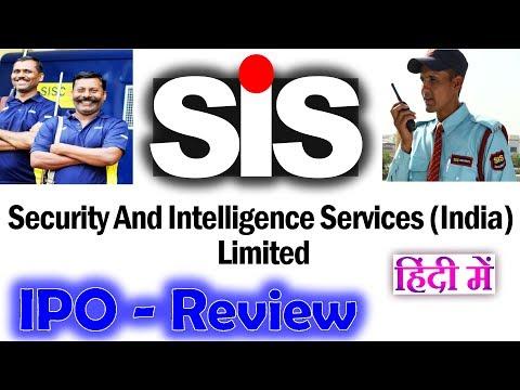 SIS IPO  हिन्दी मे ! SIS INDIA IPO  हिन्दी मे ! SIS IPO Review ! SIS INDIA IPO Review ! IPO