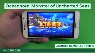 Oceanhorn Android Gameplay Review
