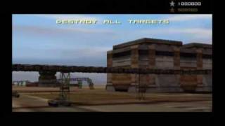 10-Minute Gameplay - Top Gun: Combat Zones (GameCube)