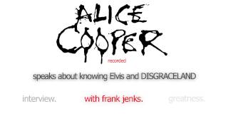 Watch Alice Cooper Disgraceland video