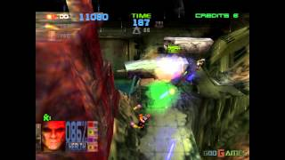 Millennium Soldier: Expendable - Gameplay PSX (PS One) HD 720P (Playstation classics)