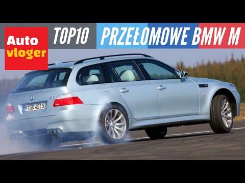 Top10 Przełomowe modele w historii BMW M GmbH