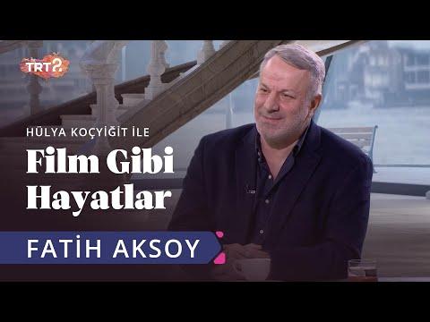 Fatih Aksoy | Hülya Koçyiğit ile Film Gibi Hayatlar | 59. Bölüm