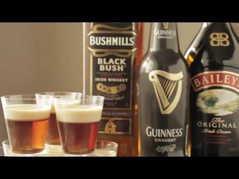 Irish Car Bomb Jello Shots Recipe