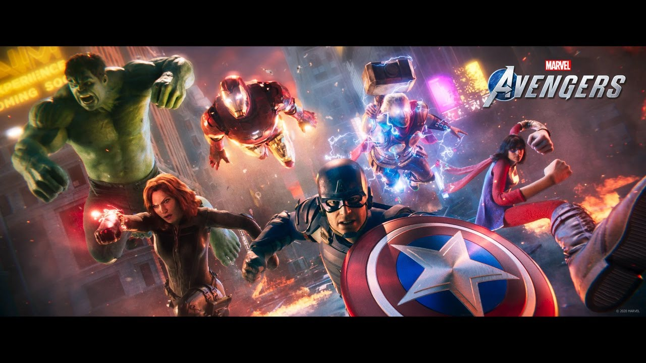 Marvel's Avengers: Time to Assemble | CG Spot