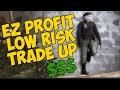 LOW RISK, HIGH REWARD! - CS:GO Trade Up Contract!