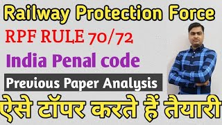 Previous Exam Questions Analysis of Indian Penal Code
