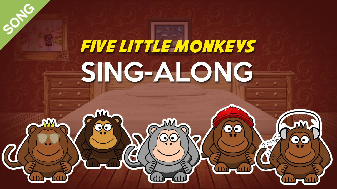 five little monkeys mp3 free download