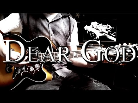 A7XNewsTV - Dear God Drum/Guitar Cover (Extended Solo) / Avenged Sevenfold