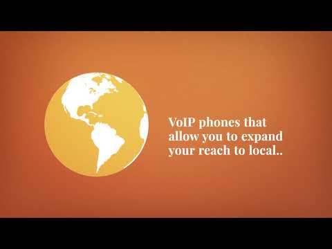VoIP phones - DCS Telecom Ltd