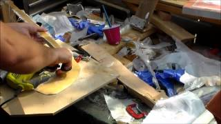 How to Make a Hockey Stick at Home Pt 3