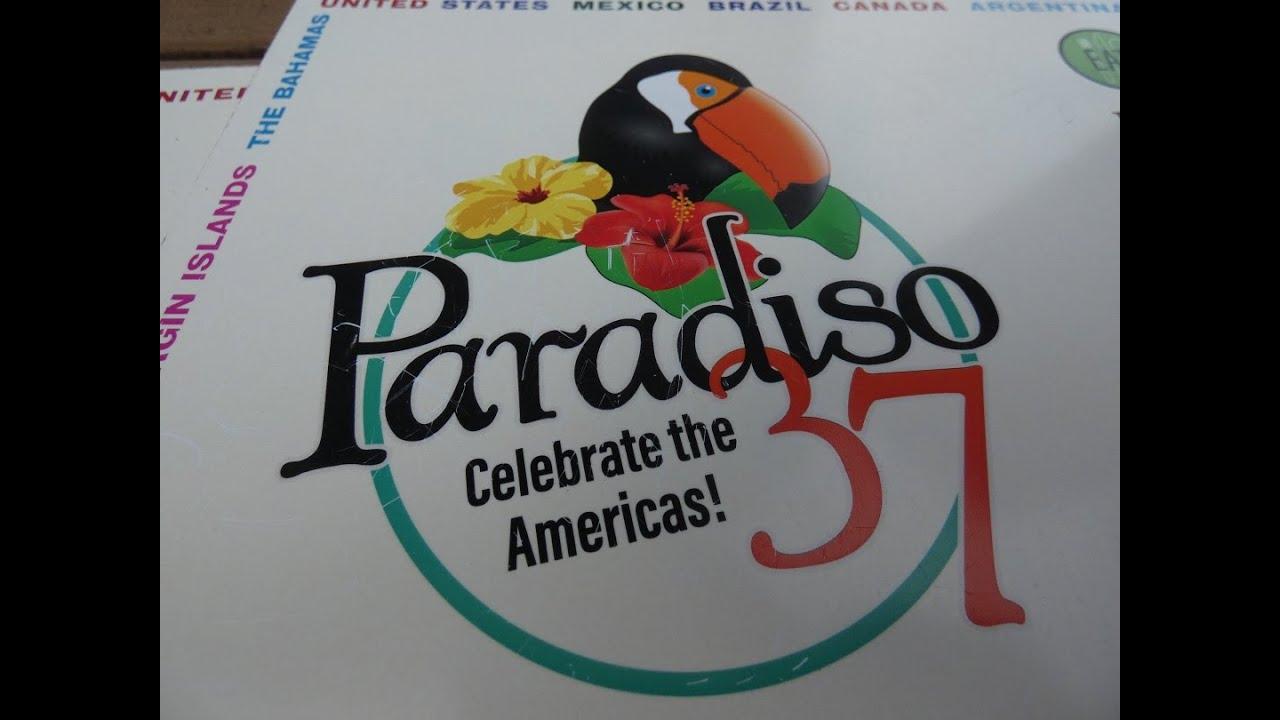 Happy Hour at Paradiso 37, Disney Springs Walt Disney World