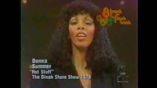 Donna Summer Hot Stuff Live 1979 (HD)