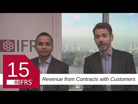 IFRS 15 for investors
