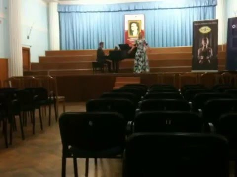 "Ana Cernicova - ""Quando me'n vo'"" G.Puccini (La Boheme)"