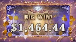 Romanov Riches Online Slot from Microgaming