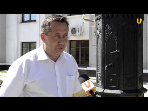 ЮТВ, «Мой город Оренбург», 18 выпуск, 24.06.2015, «Памятник водопроводной колонке»