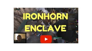 IRONHORN ENCLAVE & How to get there in Highmountain