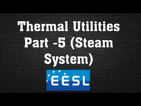 EESL ENERGY EFFICIENCY IN THERMAL UTILITIES (PART 5)