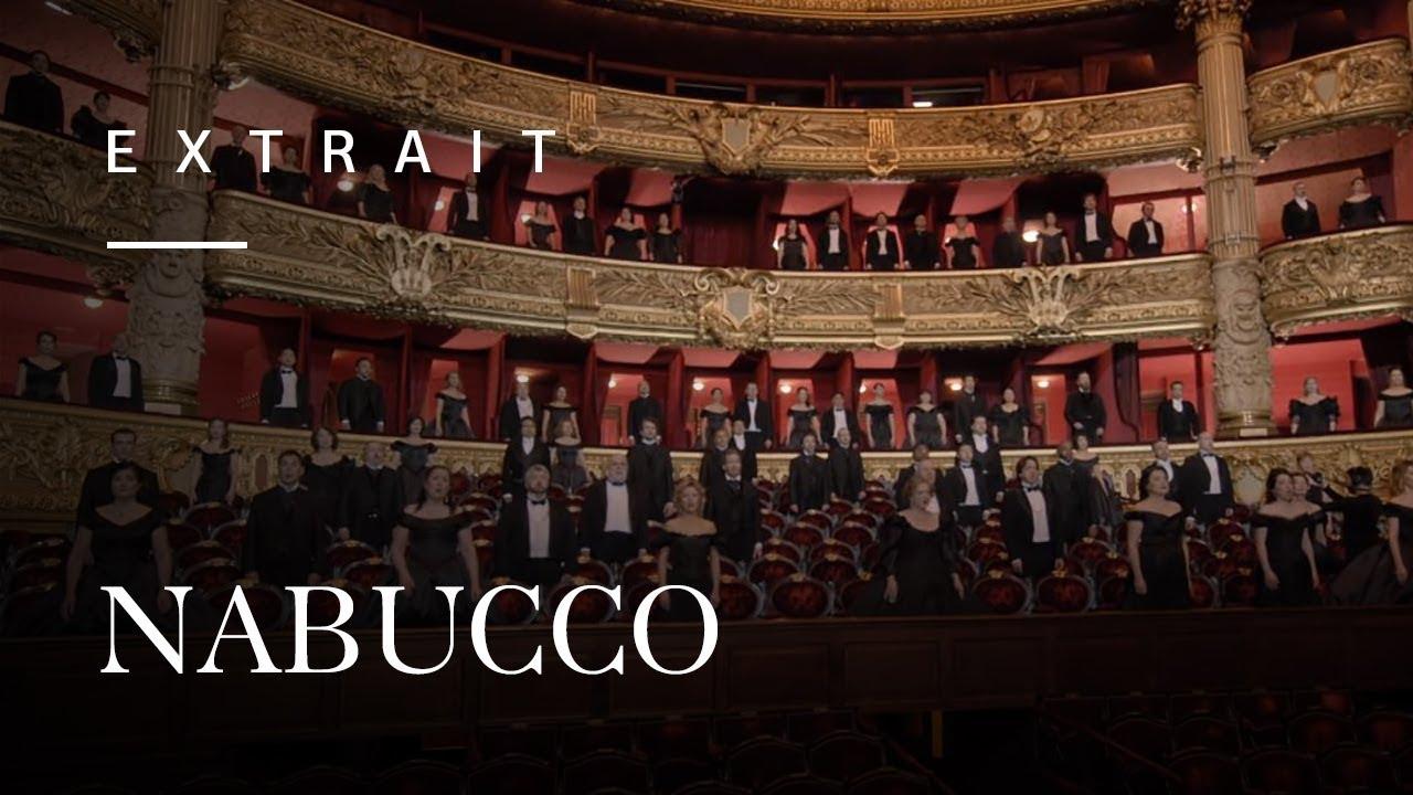Download Choeurs de l'Opéra national de Paris - Nabucco de Giuseppe Verdi