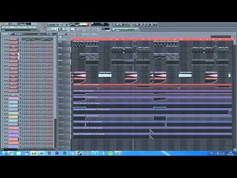 Martin Garrix & Jay Hardway - Wizard (FL Studio Remake)