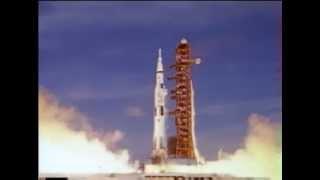 Apollo 15 - 10 Seconds Launch