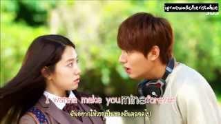 เพลงประกอบซีรี่ย์เกาหลี The Heirs แสดงโดย Lee Min Ho & Park Shin Hye