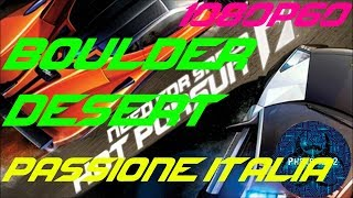 Need for Speed: Hot Pursuit - Boulder Desert - Passione Italia