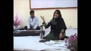 yaad nahi kya kya dekha tha Ghazal of Jagjit Singh RENDERED by ANUPAMA SRIVASTAVA