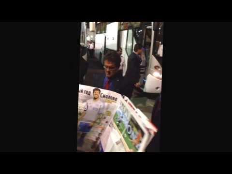 Mr. Fabio Capello Russia vs Korea