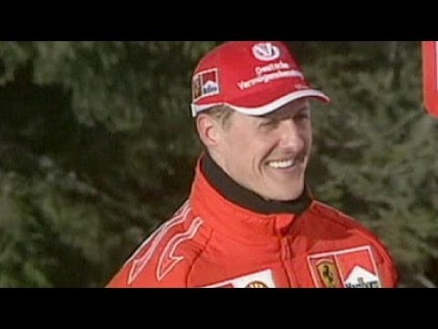 Swiss helicopter firm implicated in Schumacher probe