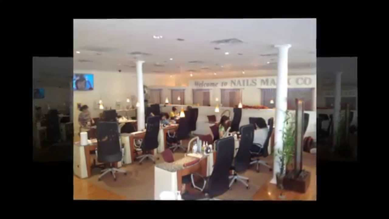 Nails Maxx in West Roxbury, MA 02132 (805) - YouTube